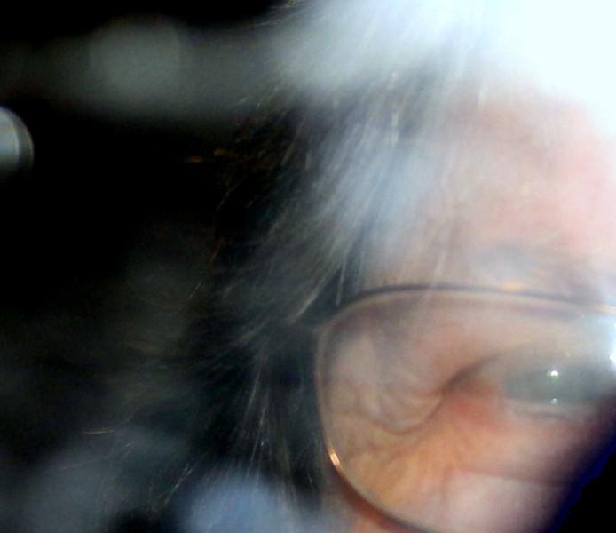 grandmaR - my old eye