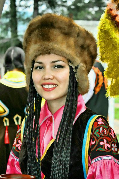 RuSu - Siberian Beauty.