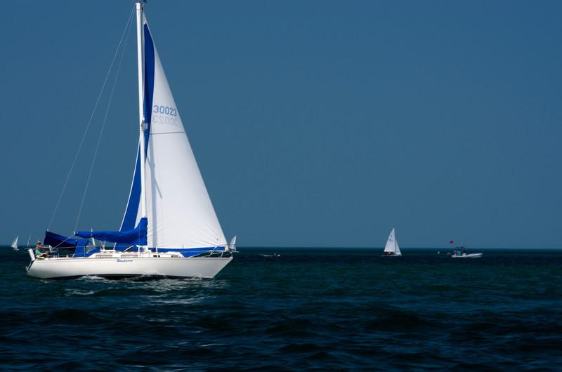 MarkR - Come Sail Away