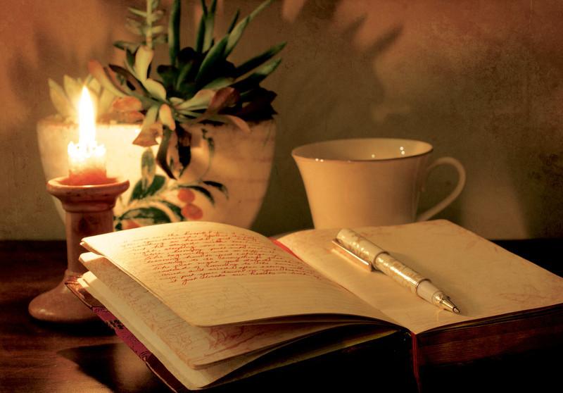 "GretaPics - ""Handwritten Journal""  A Lost Art"