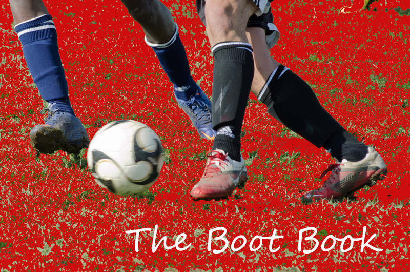 1203 - The Boot Book