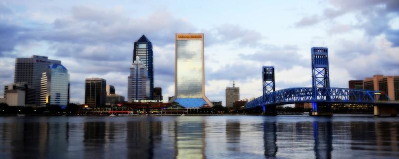 superduckz - Jacksonville at Dusk