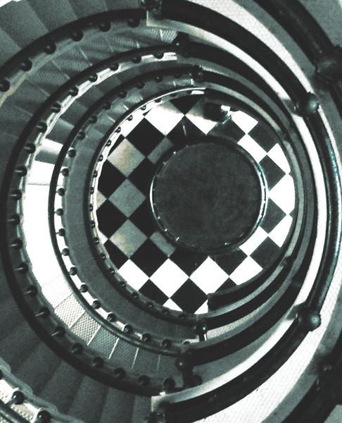 oldtown_dreamer - inspired by MC Escher
