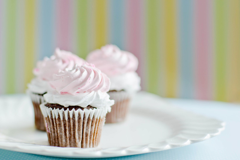 kdotaylor - Pink Party Cupcakes