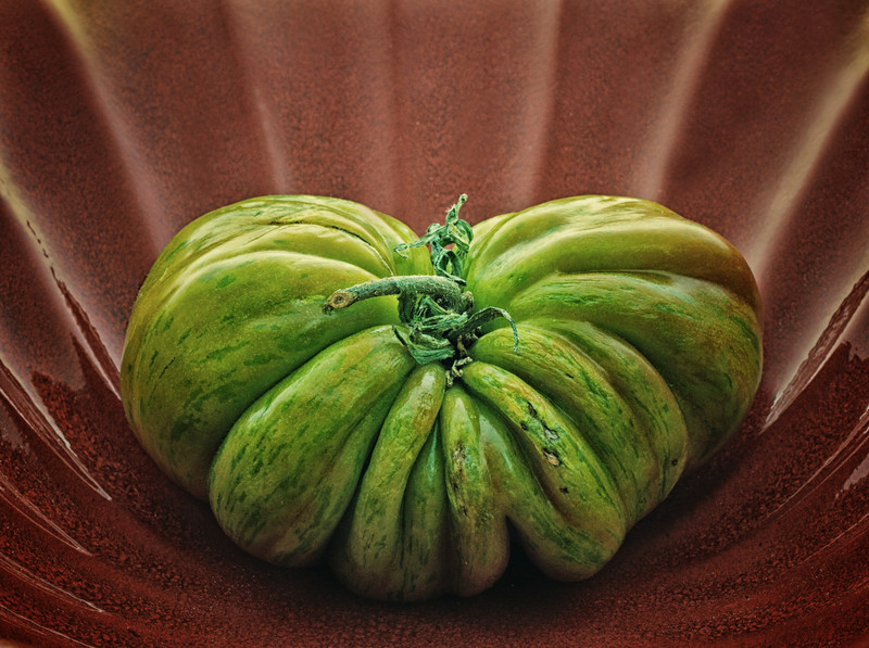 GretaPics - Force of Nature (Heirloom Tomato)