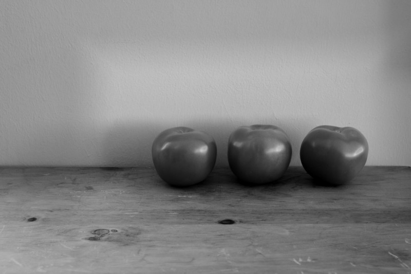 kentwaller - three tomatoes