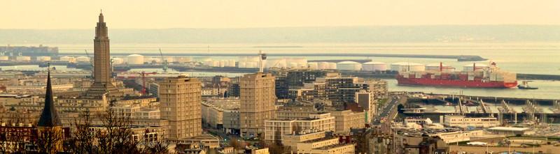 ShootingStar - Le Havre, Harbour & Perret