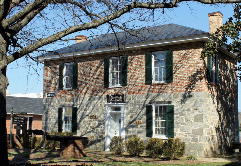 grandmaR - Old County Jail - Leonardtown