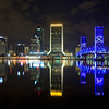 JamesVernacotola - Jacksonville at Night
