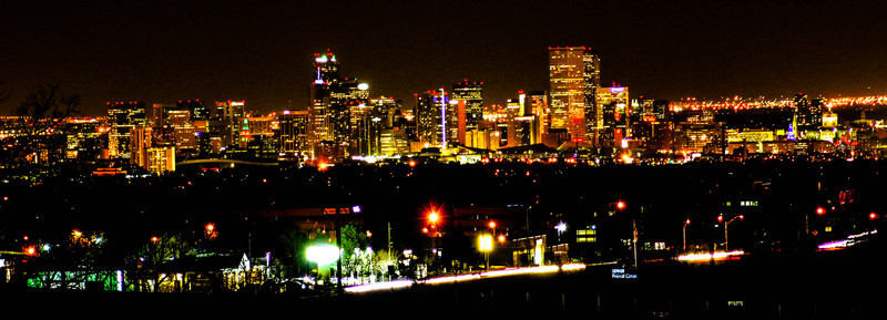 alibi13 - Mile High City Lights