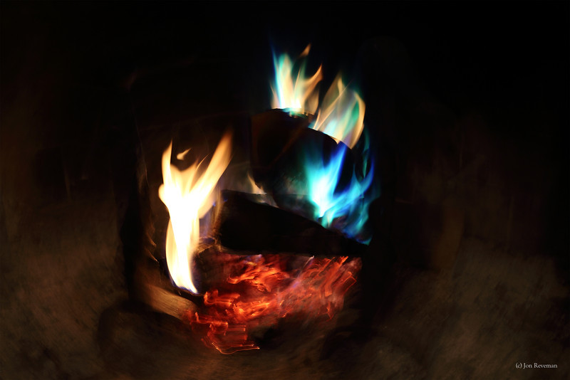 JoRe - Fireplace Angels