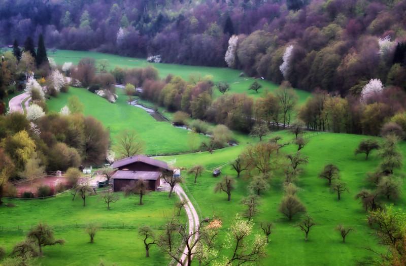 kentwaller - serene valley