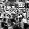 michswiss - Outside Mong Kok Station