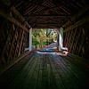 sdgphoto - covered bridge inside out