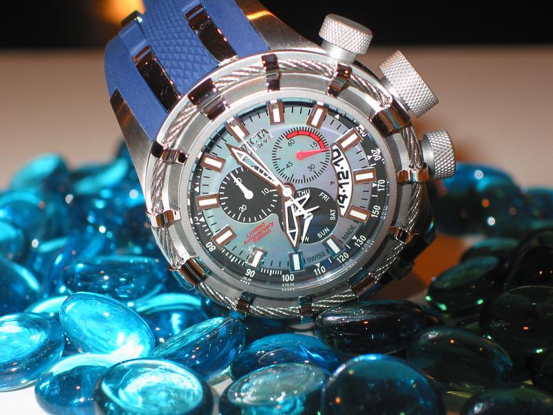 """Sirbey - """"Blue Bolt Watch"""""""