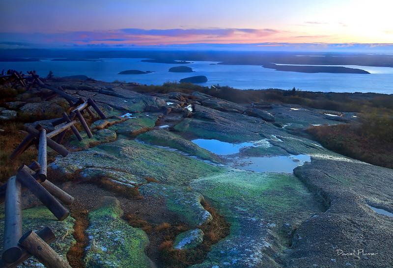 dlplumer - Dawn On Cadillac Mountain