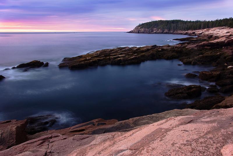 hawkeye978-Sunrise Over Otter Point