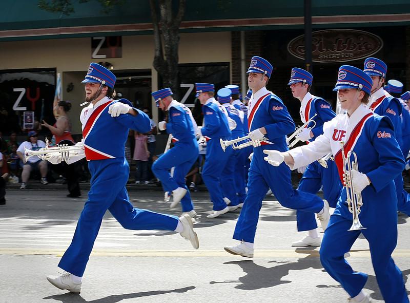 Kinkajou - Marching Band
