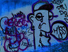 "ChuBean - ""Miss U"" Graffiti in Blue..."