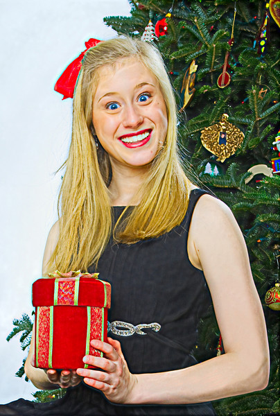 Halite - My Christmas Doll
