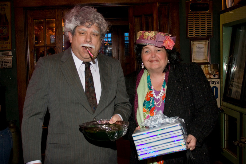 THeng- Uncle Lewis and Aunt Bethany