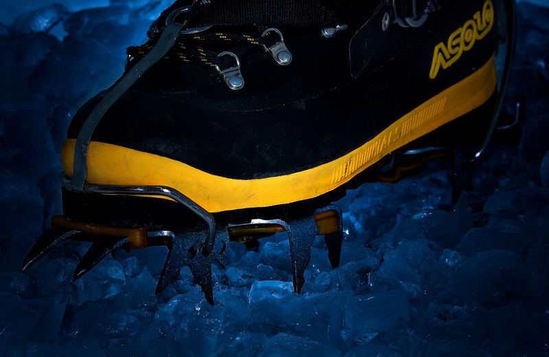 bf2015 - Night Ice Climbing...There Is No Substitute