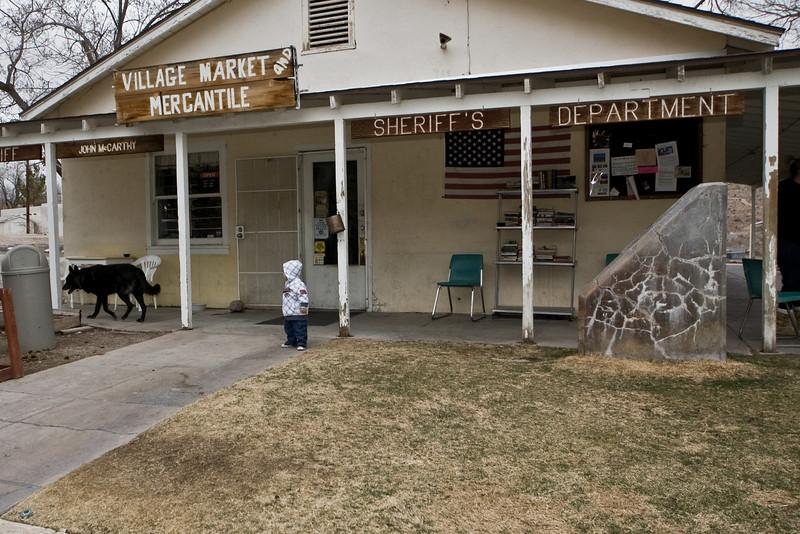 Mad Cat - General Store, Blue Diamond, Nevada