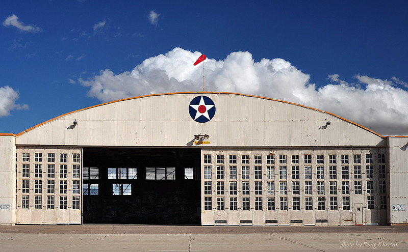 vintagemxr - Old Army Aircorps Hanger, 2010