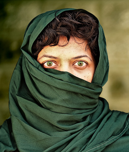 vandana - those haunting eyes