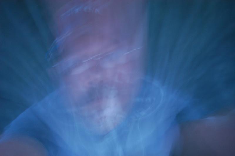 """VisualXpressions - """"camera toss"""" a self portrait"""