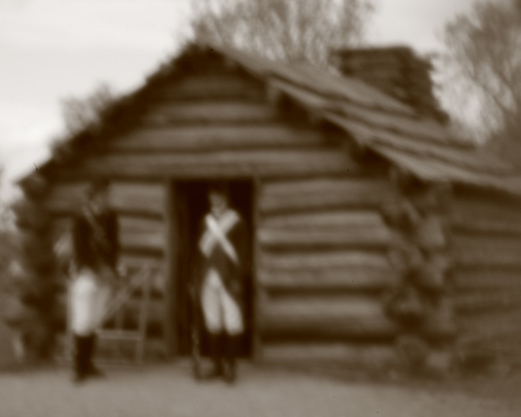 richtersl - Valley Forge 1778 or....2010?
