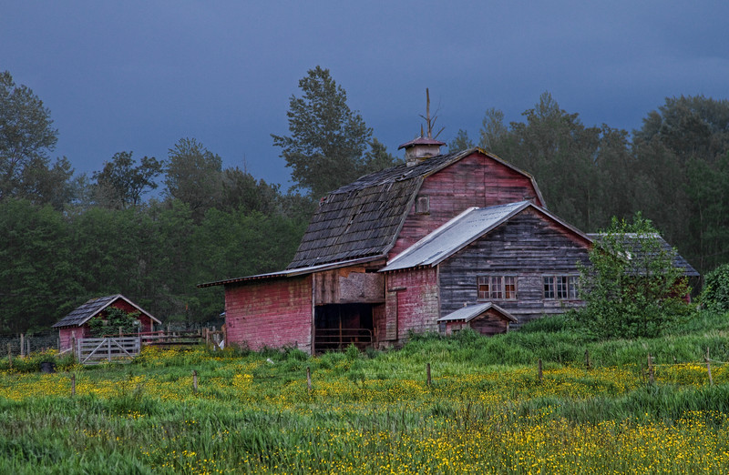 "bradpowellphoto - ""Twilight For The Family Farm"""