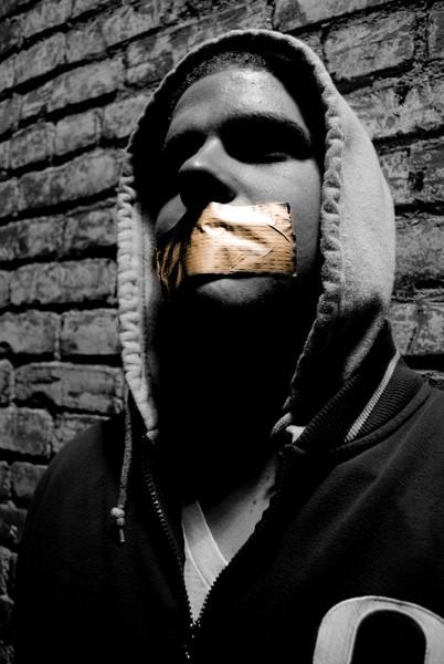 """PHOTOSBYJD2 - """"SILENCE IS ____"""""""