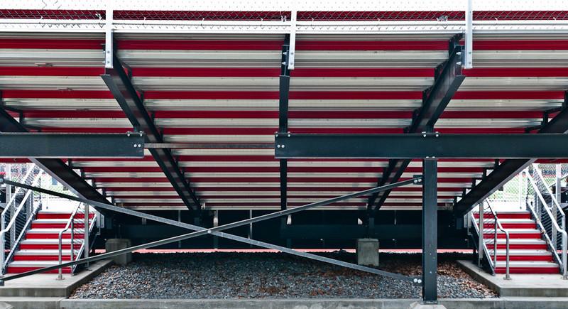 DonRicklin - Bleacher Stripes