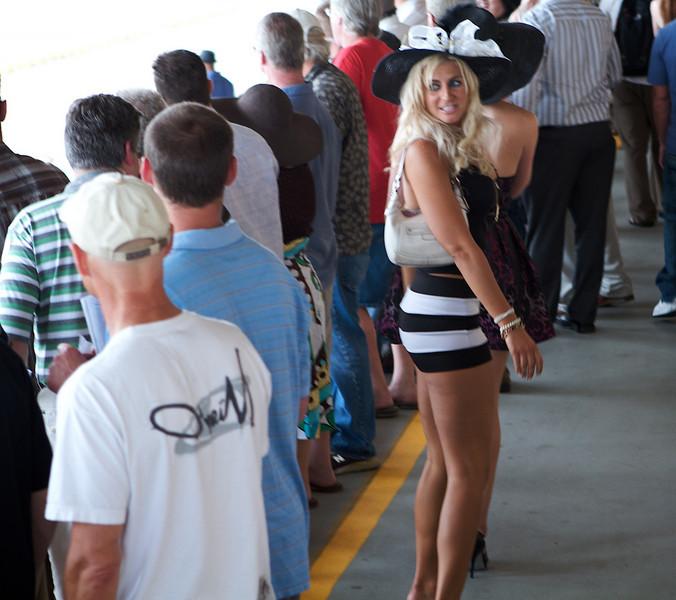dlplumer - Opening Day At Del Mar