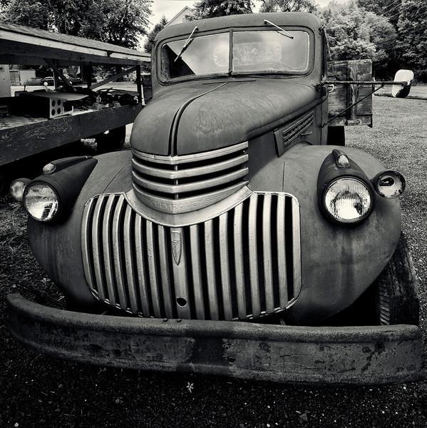 pyroPrints.com - 1946 Chevy
