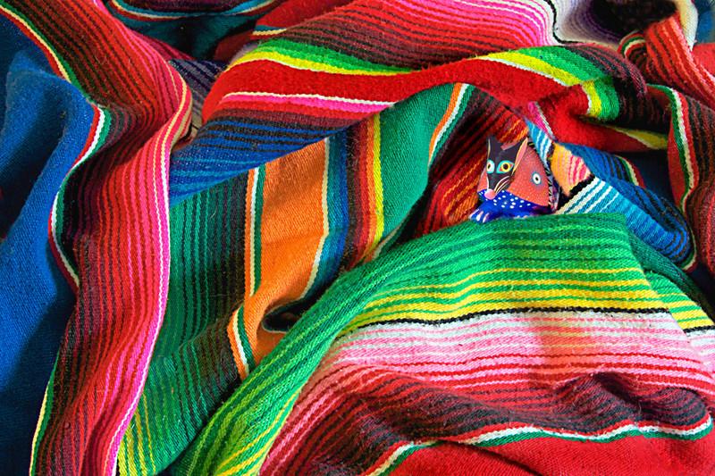 kdotaylor - Amid Oaxacan Blankets