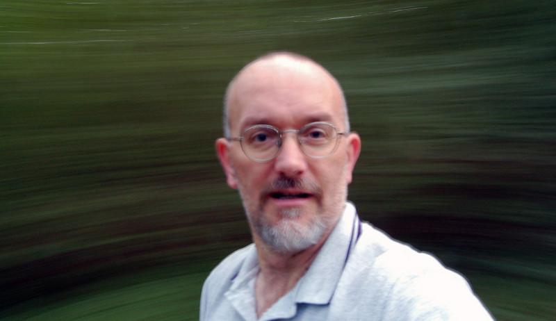 "Johnloguk - ""Inside the Twister"" (self portrait)"