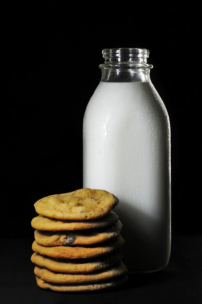 tinamarie52 - Cold, Fresh Milk and Warm Cookies