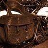 dnie - Leather and Chrome