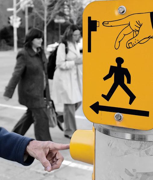 photo-bug - Cross walk safety system
