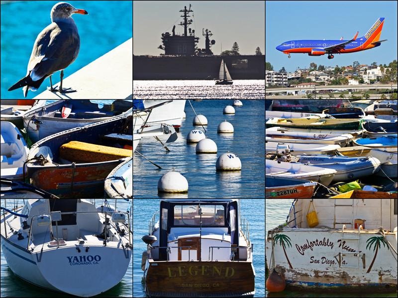 sgonen - San Diego Bay