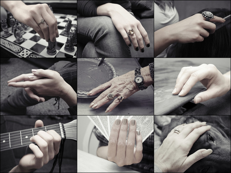 SeascapeS - Familiar Hands