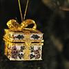 tinamarie52 - Mysterious Christmas Box on the Tree