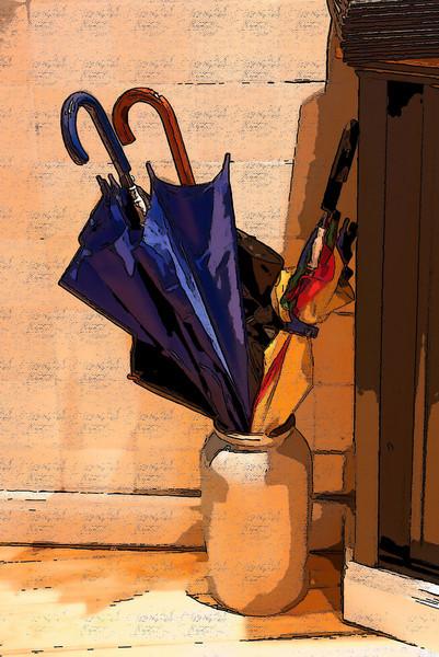 photo-bug - Umbrella corner