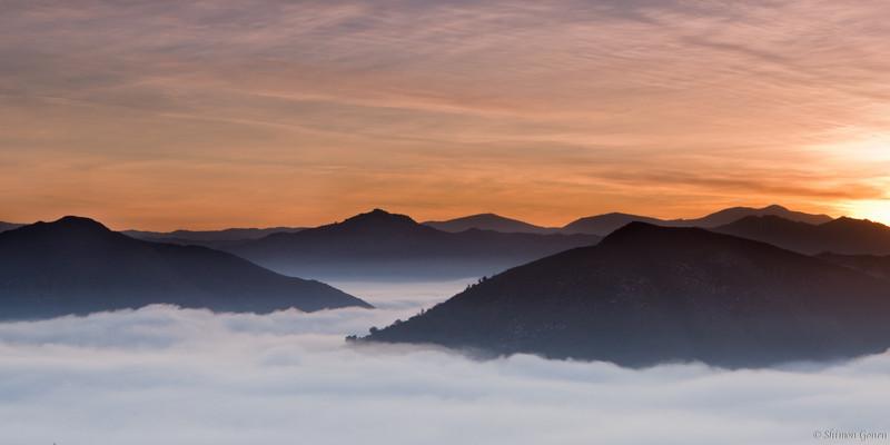 sgonen - Foggy morning
