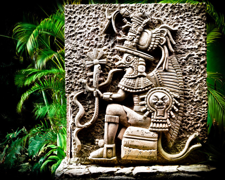 sapphire73 - Concrete Imagery in the Riviera Maya