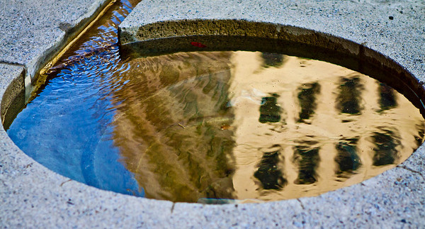 Chandlerja - Concrete Reflections in Concrete. 1st Place - DSS #71 (concrete) Winning Photo!