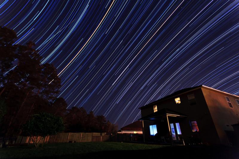 JamesVernacotola - Underneath a Starry Sky