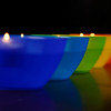Memol - Rainbow Light-up Bowls